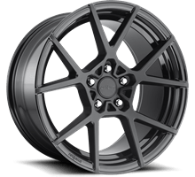 Rotiform KPS R139 Black Two Tone