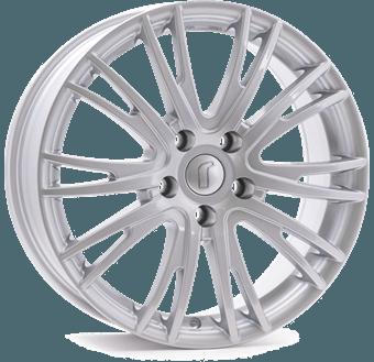 Rondell 0215 Silber Lackiert