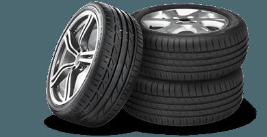 Köp snygga fälgar och däck, billigt och tryggt på Tyred.se
