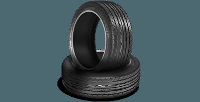 staplade däck