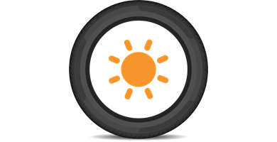 Logo för ATV-däck