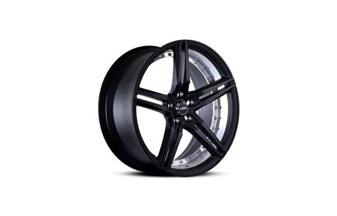 ABS Wheels ABS358 Black machined