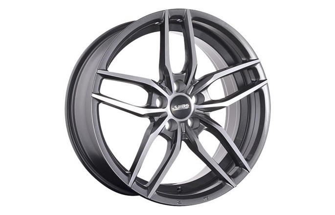 ABS Wheels ABS352 Gloss grey polished