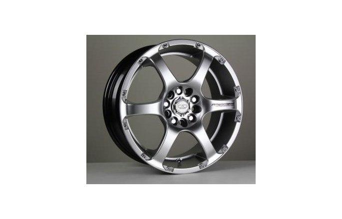 Boost Wheels H230 Hypersilver