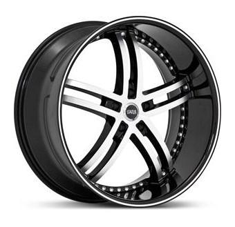 Status Wheels Knight 5 Black