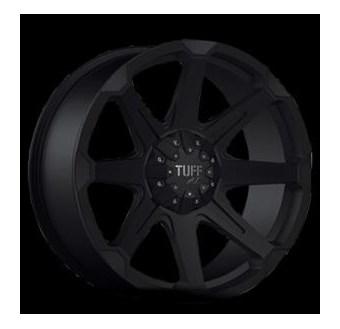 Tuff A/T T05 Flatblack
