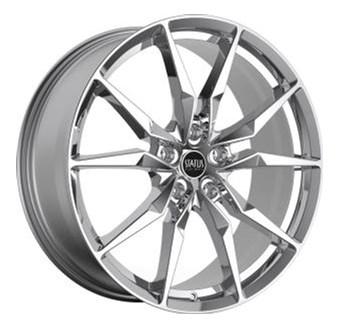 Status Wheels Toro Chrome