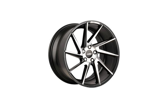 ABS Wheels ABS388 Black matt (Left)
