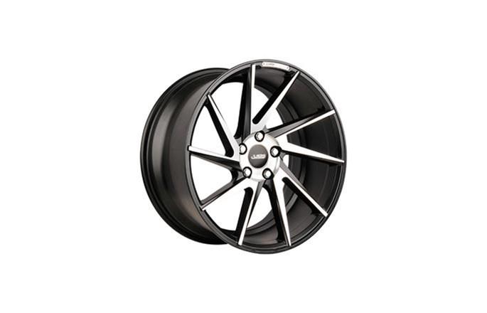 ABS Wheels ABS388 Black matt (Left)