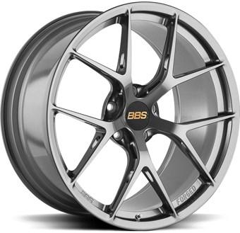 BBS FI-R Platinum Silver