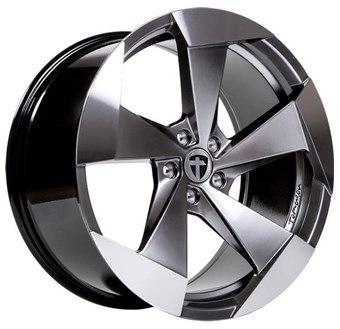 Tomason TN15 Hyperblack polished