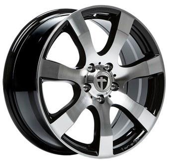 Tomason TN3F Black polished