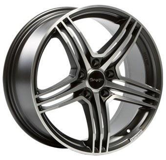 Tomason TN5 Gunmetal polished