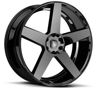 Status Wheels Empire Black