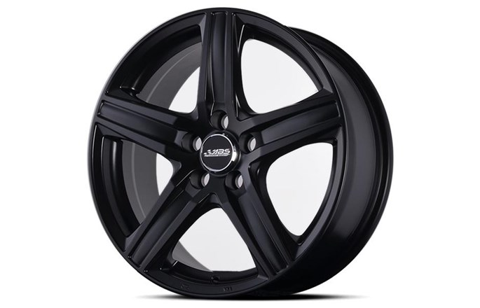 ABS Wheels ABS302 Black