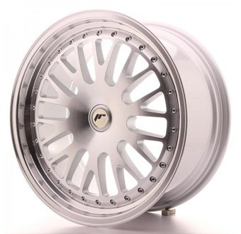 Japan Racing JR10 Silver Machined Face