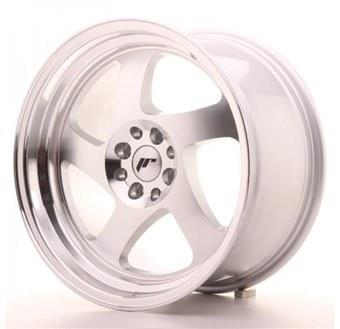 Japan Racing JR15 Machined Face Silver