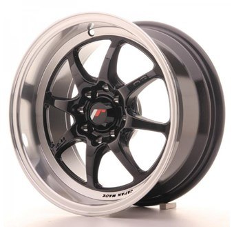ABS Wheels ABS TFII Black