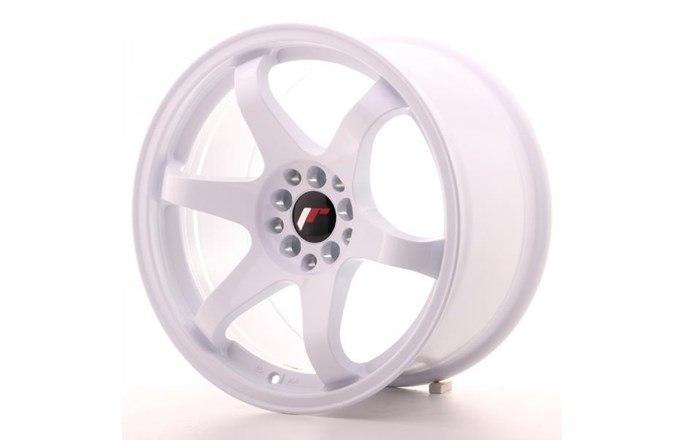 Japan Racing JR3 White