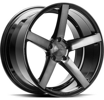 Vossen CV3R Tinted Gloss Black