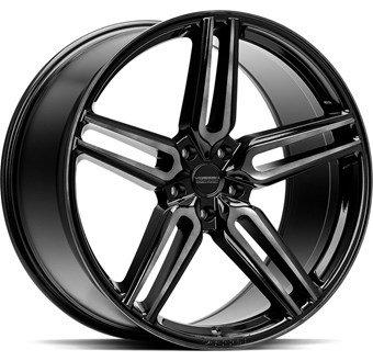 Vossen HF1 Tinted Gloss Black