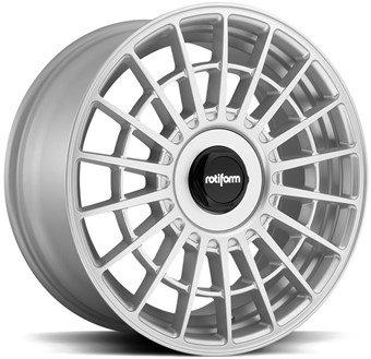 Rotiform LAS-R 142 Gloss Silver