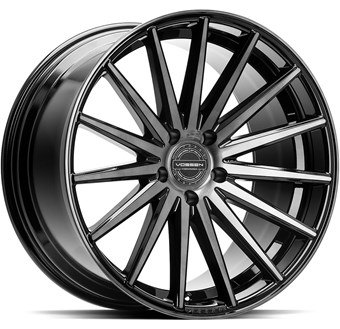 Vossen VFS2 Tinted Gloss Black