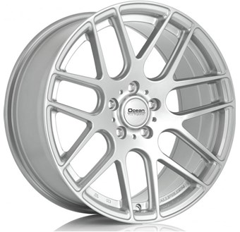 Ocean Wheels Caribien Silver