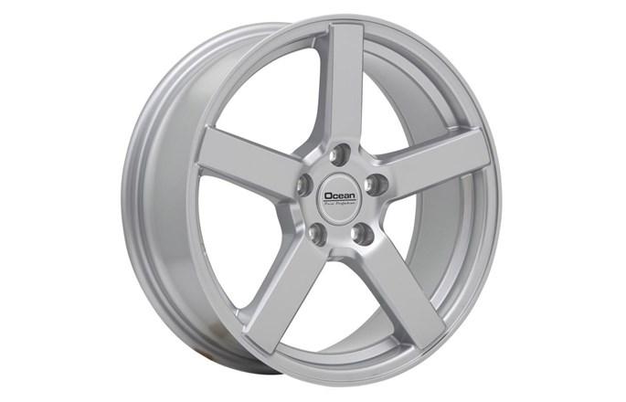 Ocean Wheels Cruise Silver