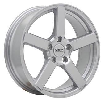 Ocean Wheels Cruise Silver