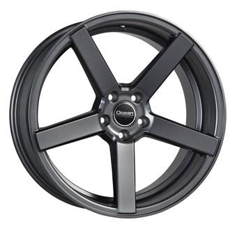 Ocean Wheels Cruise Concave Antracit Matt