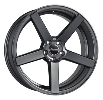 Ocean Wheels Cruise Concave Antracit Matt