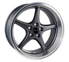 Ocean Wheels MK18 Antracit Polish