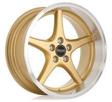 Ocean Wheels MK18 Gold Polish Lip