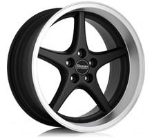 Ocean Wheels MK18 Matt Black