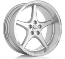 Ocean Wheels MK18 Silver Polished Lip