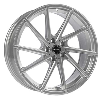 Ocean Wheels OC-01 Bright Silver
