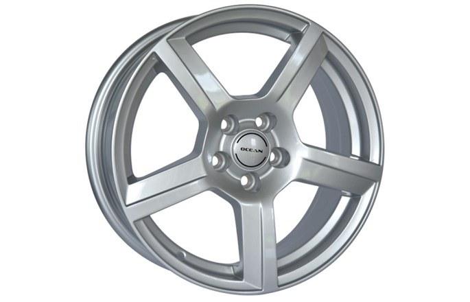 Ocean Wheels OC-02 Silver