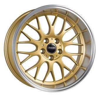 Ocean Wheels Super DTM Gold Polish Lip