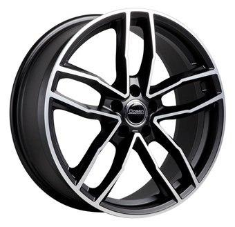 Ocean Wheels Trend Black Matt Polish