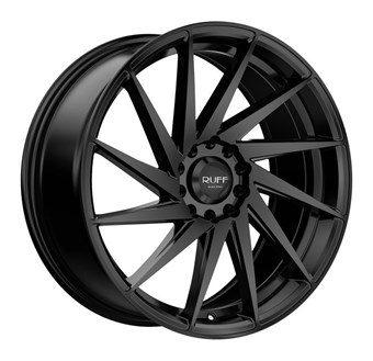 Ruff Racing 363 SATIN BLACK