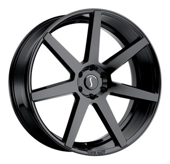 Status Wheels Journey GLOSS BLACK
