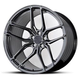 ABS Wheels ABS F17 HYPER BLACK