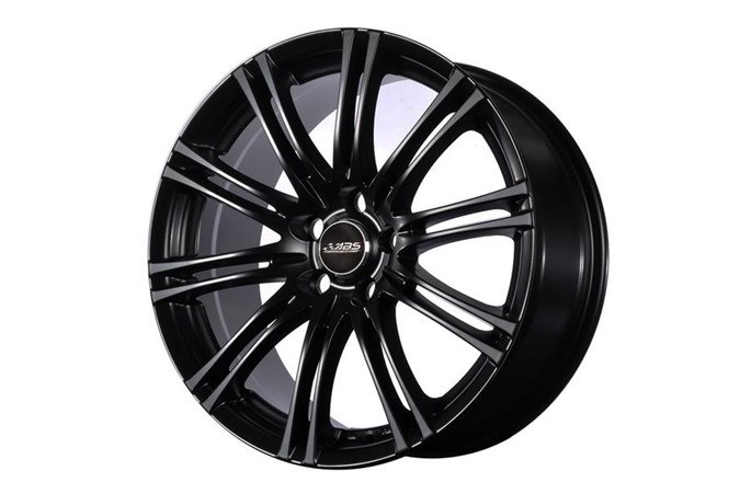 ABS Wheels ABS314 BLK-M