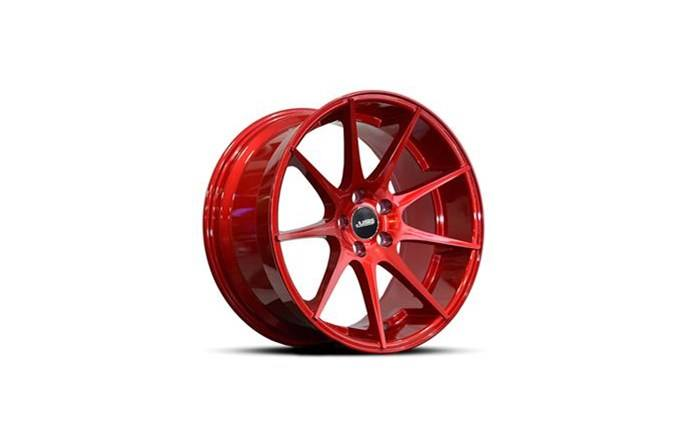 ABS Wheels ABS356 Candy Red