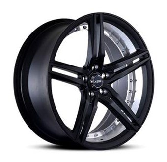 ABS Wheels ABS358 BLK/M