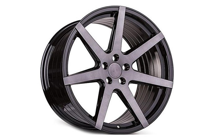 ABS Wheels FF556 BLACK TINT