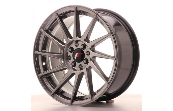 ABS Wheels JR22 Hiper Black