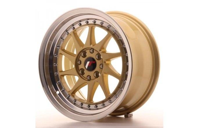 ABS Wheels JR26 Gold