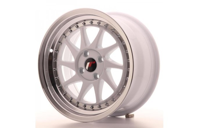 ABS Wheels JR26 White